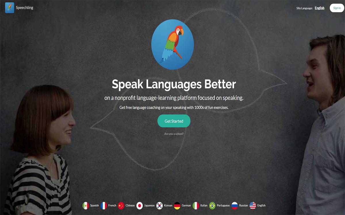 Speechling
