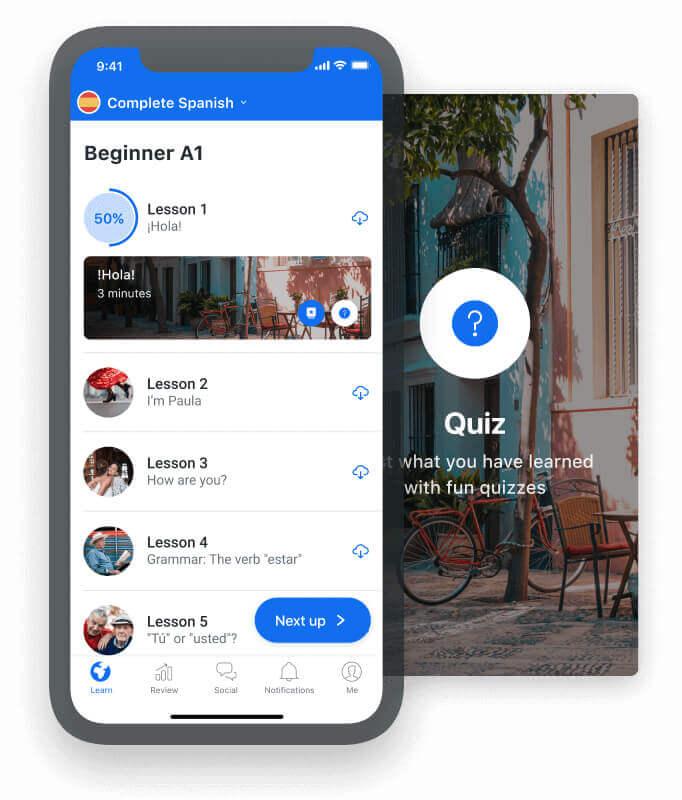 Busuu App 4
