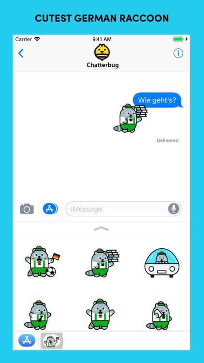 Chatterbug App