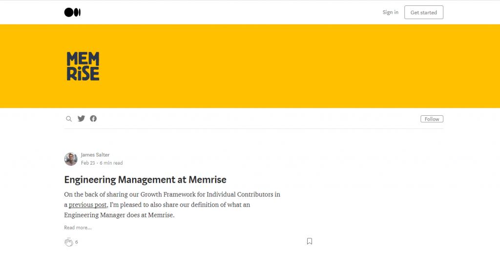 Memrise - Engineering Blog