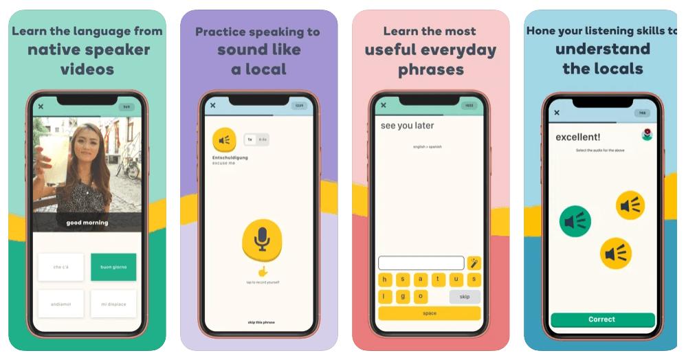 Memrise - Mobile App
