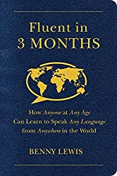 fluent in 3 months book cover