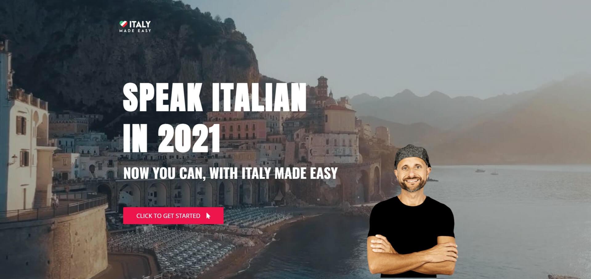 Italy Made Easy